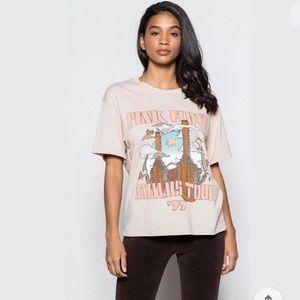 Daydreamer Clothing Women's Beige Pink Floyd